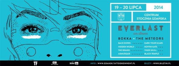 Cropp Tattoo Konwent Gdansk 2014