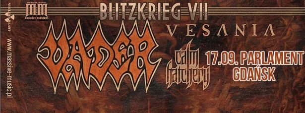 blitzkrieg tour 2014