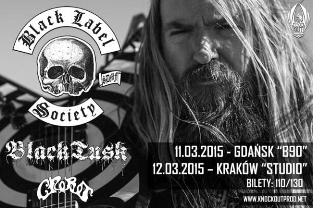 black label society black tusk crobot