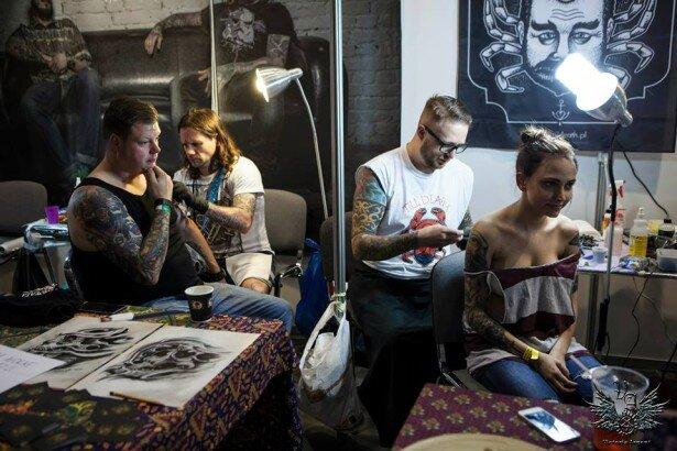 gdansk tattoo konwent 2015 1