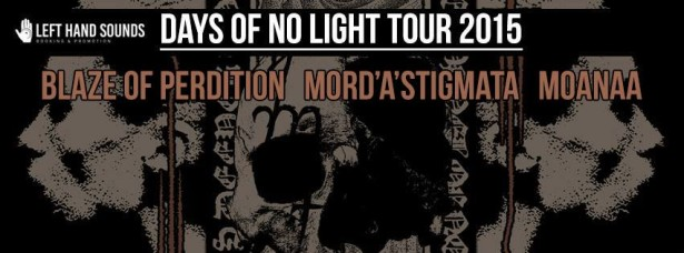 days of no light 2015
