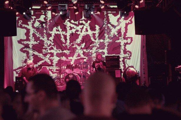 Napalm Death / fot. Wojciech Miklaszewski
